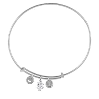 Florida State Adjustable Bracelet with Charms