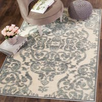 Safavieh Paradise Grey/ Multi Viscose Rug - 7'6 x 10'6
