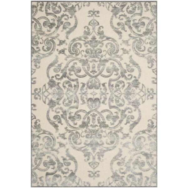 safavieh paradise grey/ multi viscose rug (7'6 x 10'6) - free