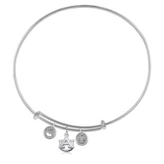 Auburn Adjustable Bracelet with Charms