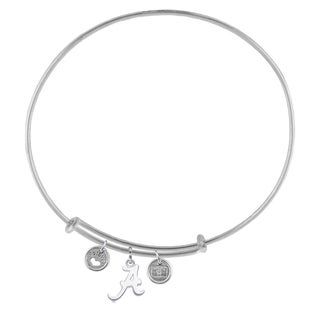 Alabama Adjustable Bracelet with Charms