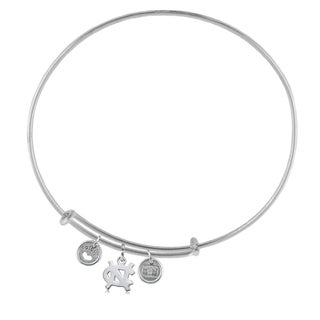 UNC Adjustable Bracelet with Charms