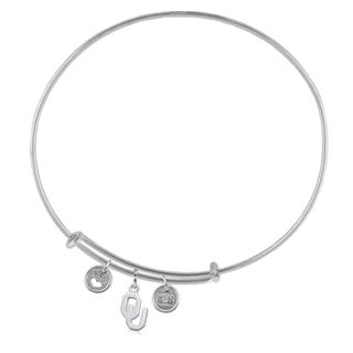 Oklahoma Adjustable Bracelet with Charms