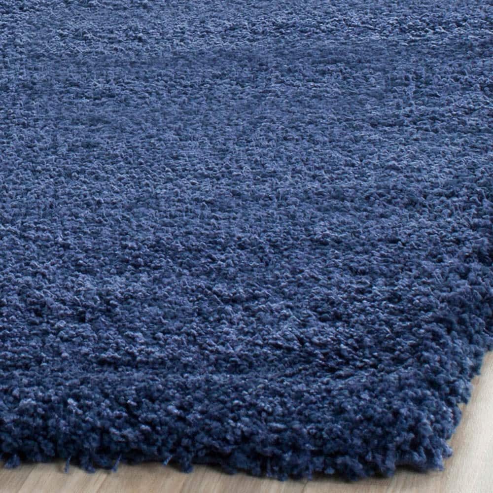 blue shag rug 7x9 10x14 rugs for less overstock 29479