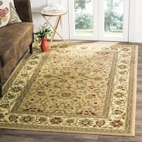 Copper Grove Pocomoke Traditional Oriental Beige/ Ivory Rug (10' x 14')