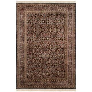 Safavieh Hand Knotted Herati Multi Wool Rug 9 X