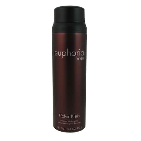 Calvin Klein Euphoria Men 5.4-ounce Body Spray