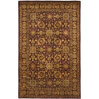 Safavieh Antiquity Wine/ Gold Rug - 8'3 x 11'