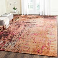 Safavieh Monaco Abstract Multicolored Distressed Rug - multi - 8' X 11'