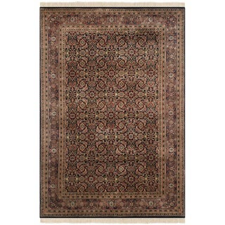 Safavieh Hand-knotted Herati Maia Traditional Oriental Wool Rug with Fringe