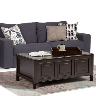 WYNDENHALL Hampshire Coffee Table with Trays