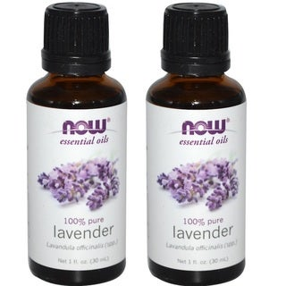 Link to Now Foods 1-ounce Lavender Essential Oil (Pack of 2) Similar Items in Aromatherapy & Massage