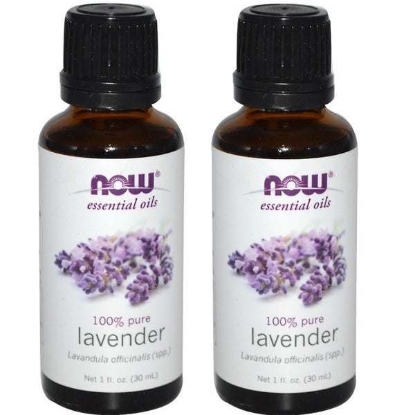 Now Foods 1-ounce Lavender Essential Oil (Pack of 2). Opens flyout.