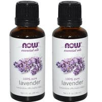 Now Foods 1-ounce Lavender Essential Oil (Pack of 2)