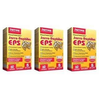 Jarrow Formulas 60 Capsules Jarro-Dophilus EPS (Pack of 3)