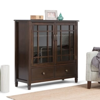 WYNDENHALL Hampshire Low Storage Cabinet - Free Shipping Today ...