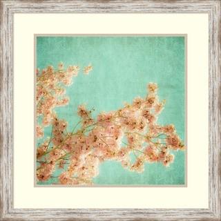 Ryan Hartson-Weddle 'Fleurish I' Framed Art Print 27 x 27-inch