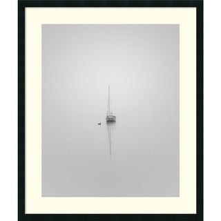 Nicholas Bell 'Companions' Framed Art Print 32 x 38-inch