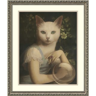 Stephen Mackey 'Unspeakable Fortune' Framed Art Print 22 x 26-inch
