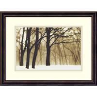 Framed Art Print 'Past Dreams, 2002' by David Lorenz Winston 18 x 14-inch