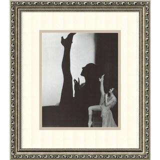 After the Dance' Framed Art Print 16 x 18-inch