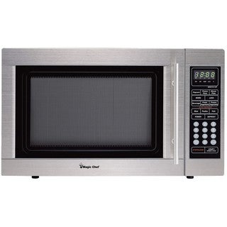 Magic Chef MCD1311ST 1.3 cu. ft. Countertop Microwave Oven