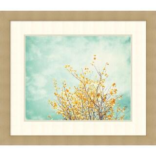 Carolyn Cochrane 'Gentle Whisper' Framed Art Print 29 x 25-inch
