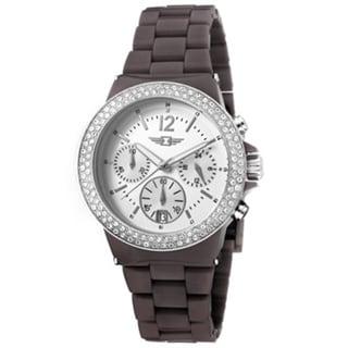 Invicta Women's Chronographl Fashion Grey Band Date Watch