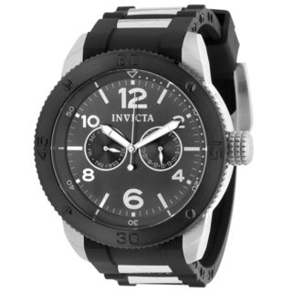 Invicta Men's Specialty Multifunction Rubber Watch