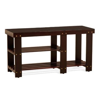 Shoes U0026 Boots Entryway Storage Bench