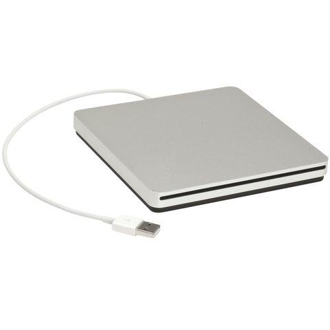 Super Slim USB 2.0 Slot-in DVD-RW External PC Optical Drive