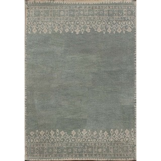 ABC Accents Desa Contemporary Blue Rug (9' x 12')