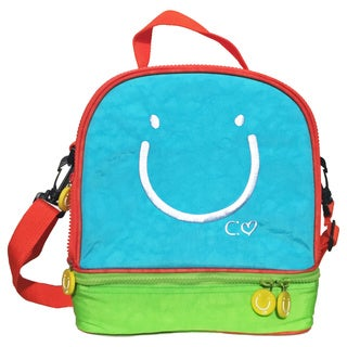Biglove Happiness Double Compartment Lunch Bag