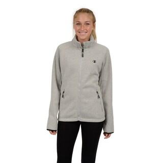 Champion Women's Faux Sherpa Jacket