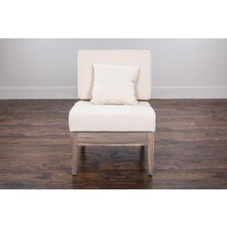 Laval Contemporary Grey Wooden Chair