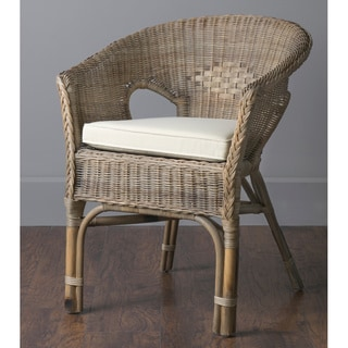 Ruston Rustic Grey Chair