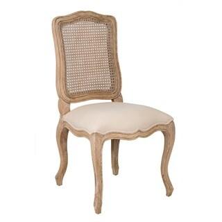 Antioch Rustic Grey Distressed Chair