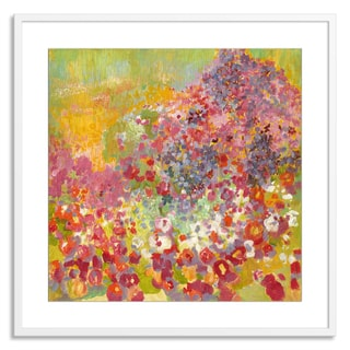 Gallery Direct Sylvia Angeli 'Vernal Youth I' Paper Framed