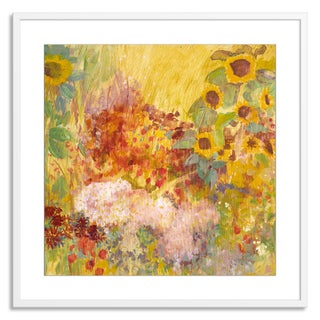 Gallery Direct Sylvia Angeli 'Vernal Youth III' Paper Framed