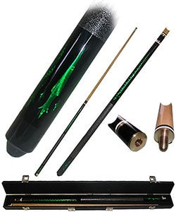 Emerald Green Designer Wooden Pool/Billiard Stick (58 Inches)|https://ak1.ostkcdn.com/images/products/1046792/Emerald-Green-Designer-Wooden-Pool-Billiard-Stick-58-Inches-P1009706.jpg?_ostk_perf_=percv&impolicy=medium