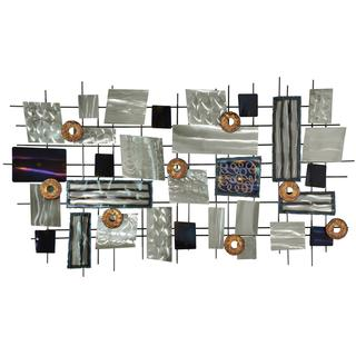 Ren Wil 'Quirinus' Abstract Metal Wall Decor