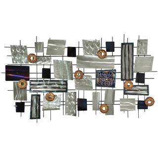 Ren Wil 'Quirinus' Abstract Metal Wall Decor
