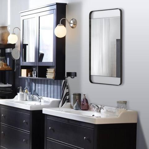 Ren Wil Hafrun Framed Wall Mirror