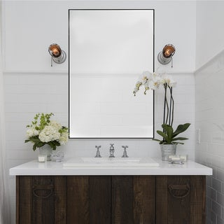 ren wil johann framed wall mirror