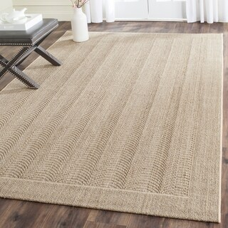 Safavieh Palm Beach Desert Sand Sisal Rug (4' x 6')