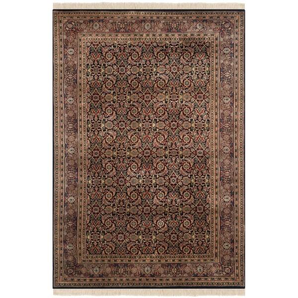 Safavieh Hand-knotted Herati Multi Wool Rug - 8' x 10'