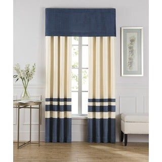 Brielle Verso Lined, Room Darkening Rod Pocket Panel
