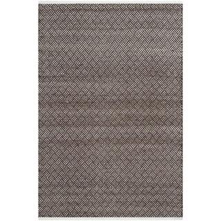 Safavieh Handmade Boston Tilla Coastal Cotton Rug (4 x 6 - Brown)