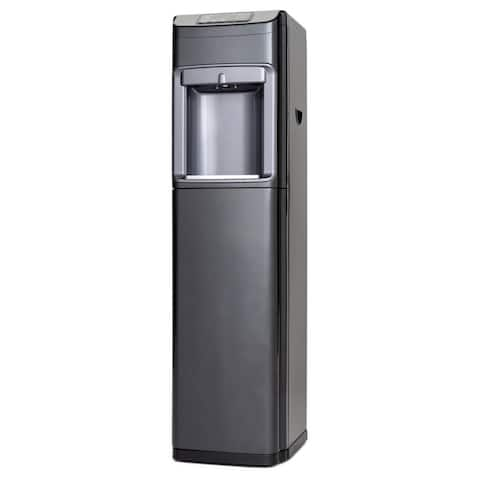 G5 Hot/ Cold/ Ambient Bottleless Water Cooler with 3-stage Filtration - Black