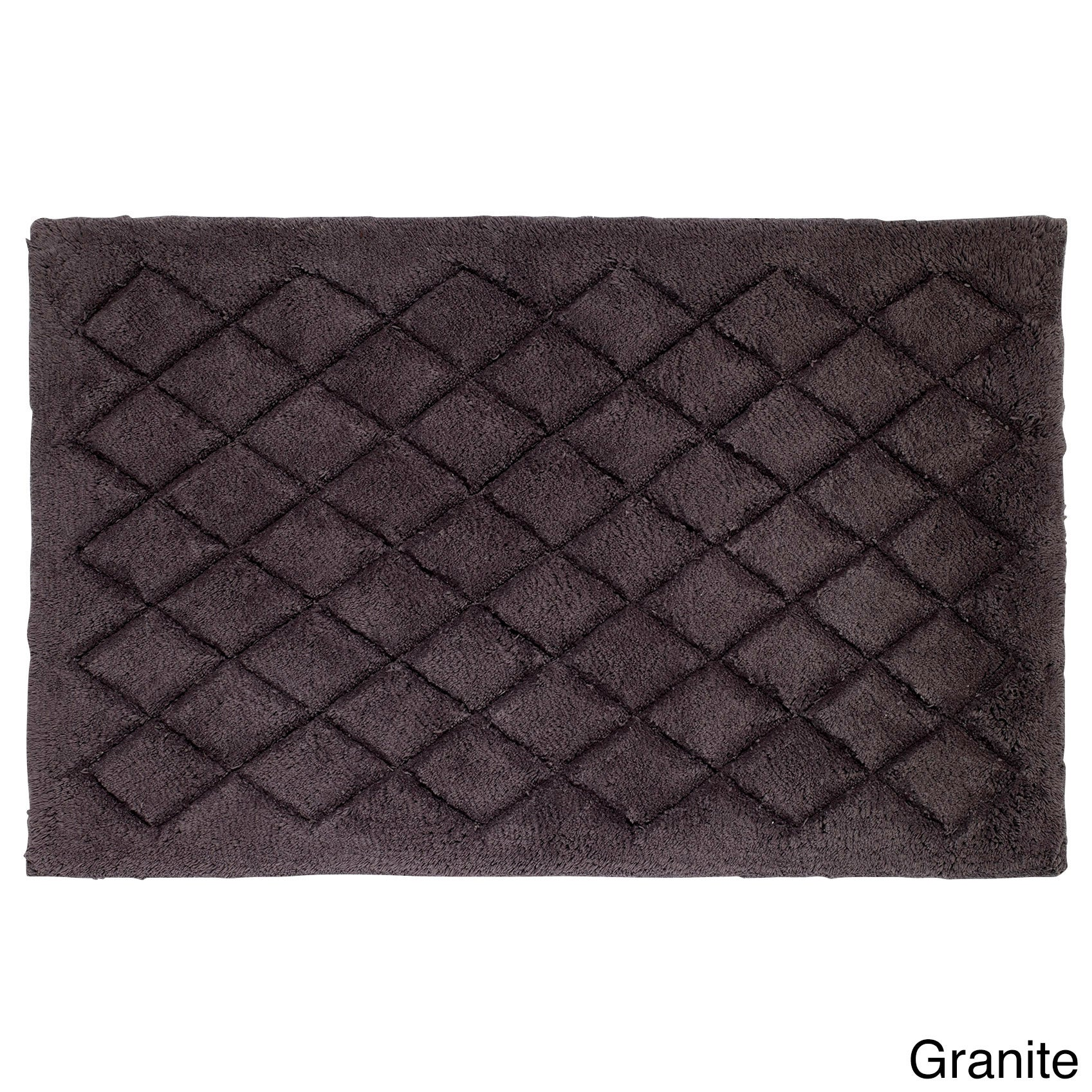avanti solid color bath rug (21 x 34) | ebay